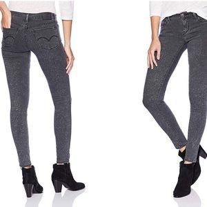 NWT Levi's  Women's 710 Super Skinny Jeans SZ-26